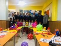 ALLAH - Kozlu'da 4-6 Yaş Kur'an Kursu Hizmete Açıldı