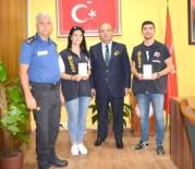 EMNİYET MÜDÜRÜ - Menteşe'de Başarılı Polisler Ödüllendirildi