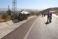MUSTAFA ERDOĞAN - Mersin'de Cenaze Dönüşü Kaza Açıklaması 1 Ölü, 6 Yaralı