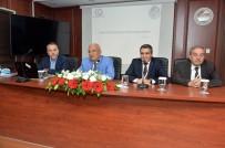 YETKINLIK - MESKİ'nin 'Türkiye Mükemmellik Ödülü' Çalışmaları Sürüyor