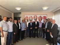 MUSTAFA KıLıÇ - MHP'de 5 İlçeye Yeni Başkan Atandı