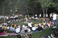 ANİMASYON - Minik Öğrenciler Geceyi Çadırda Geçirdiler