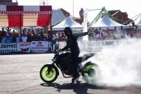 ŞAMPIYON - Motosiklet Festivali'ne İki Günde 10 Bin Kişi Katıldı