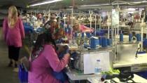 ORTADOĞU - Muş Tekstilde Dünyaya Açıldı