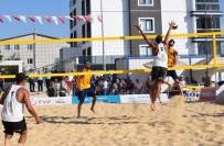 TÜRKIYE VOLEYBOL FEDERASYONU - Nilüfer BVA Balkan Beach Tour'da Ödüller Sahiplerini Buldu