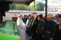 OMURİLİK - Oltu Bakkal Haydar Amcasını Kaybetti