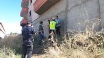 PARA CEZASI - Polis Metruk Binaları Taradı