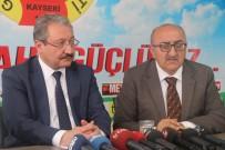 HASTANE - Prof. Dr. Muhammet Güven Açıklaması 'Kayseri Sağlık Şehridir'