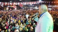 MEHTERAN TAKıMı - Ramazan Çelik, Ormanlı Fındık Festivali'nde Hayranlarını Coşturdu