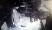 SADAKA - Sadaka Kutusunu Çalan Şahıs Tutuklandı