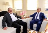 HAT SANATı - Sağlık Bakan Yardımcısı Güven'den ERÜ'ye Ziyaret