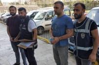 AZERI - Samsun'da Midibüste Zulalanmış 23 Bin 800 Paket Kaçak Sigara Ele Geçti