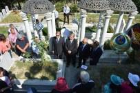 ZEKİ MÜREN - Sanat Güneşi Mezarı Başında Anıldı