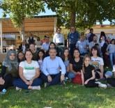 SELÇUK ÜNIVERSITESI - Selçuk Üniversitesinde Binicilik Sosyal Tesisleri Tanıtıldı