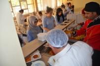 GIDA KONTROL - Siirt'te Okul Kantin Ve Yemekhaneler Denetlendi