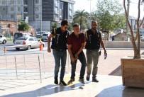 HASTANE - Sosyal Medyadan Polise Hakaret Eden Muhtar Adliyede