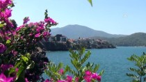 GÖCEK - 'Şövalyelerin Adası'na Turist İlgisi