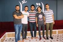HARRAN ÜNIVERSITESI - Suriyeli Esnaflardan Alkışlık Hareket