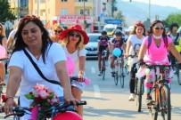 BİSİKLET TURU - Süslü Kadınlar Giresun'da Farkındalık İçin Pedal Çevirdi