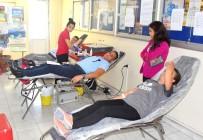 ÖMER ÇIÇEK - Tarım Personeli Kan Bağışladı