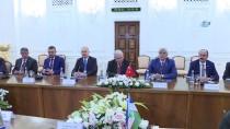 BİNALİ YILDIRIM - TBMM Başkanı Yıldırım, Özbekistan Temaslarına Devam Ediyor