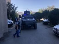 MILLI İSTIHBARAT TEŞKILATı - Terörist Yusuf Nazik Adliyeye Getirildi