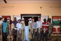 KERVAN - TİKA'dan Agadez Sultanlığının Karşılama Odasına Restorasyon