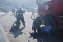 GAZIOSMANPAŞA ÜNIVERSITESI - Tokat'ta İlk Yardım Ve Yangın Söndürme Tatbikatı