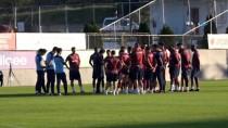 RECEP KıVRAK - Trabzonspor, Kasımpaşa Maçı Hazırlıklarına Başladı