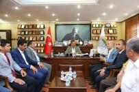 BELEDİYE BAŞKANLIĞI - Tuna Açıklaması 'Mersin'i Dünya Kenti Yapacak Donanıma Sahibiz'