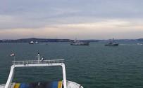PROVOKASYON - Ukrayna Açıklaması Rusya Gemilerimizi Taciz Etti