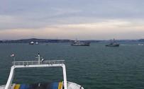 PROVOKASYON - Ukrayna, 'Rus Gemi Ve Uçakları, Gemilerimizi Taciz Etti'