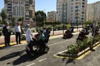 YAZ KURAN KURSU - Yeşilyurt Belediyesi'nden Öğrencilere Trafik Eğitimi