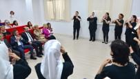 YILDIRIM BELEDİYESİ - Yeşim Tekstil Çalışanlarına İşaret Dili Eğitimi
