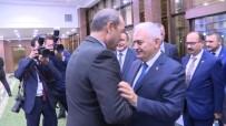 BİNALİ YILDIRIM - Yıldırım, Özbek Başbakan İle Görüştü