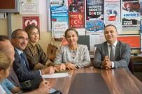 ÖMER HALİSDEMİR - Afrika'dan Türkiye'ye mesleki eğitim talebi