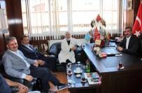 AHMET ÇAKıR - AK Parti'den MHP'ye Ziyaret
