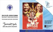 OYUNCULUK - AKM'de Yeni Sezonun İlk Oyunu Açıklaması 'Bir Baba Hamlet'