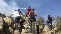 MEDİKAL KURTARMA - Aksaray'daki Orman Yangını 50 Saat Sonra Kontrol Altına Alındı