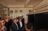 ENDÜSTRI MESLEK LISESI - Akyurt'ta Okul-Sanayi İşbirliği