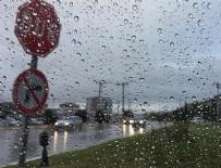 ANKARA VALİLİĞİ - Ankara için kuvvetli fırtına uyarısı