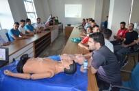 YENİ EĞİTİM YILI - Antrenörlere İlk Yardım Eğitimi Verildi