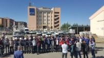 BAĞLAMA - ARAS EDAŞ Çalışanları Mesai Arkadaşlarına Yapılan Bıçaklı Saldırıyı Kınadı