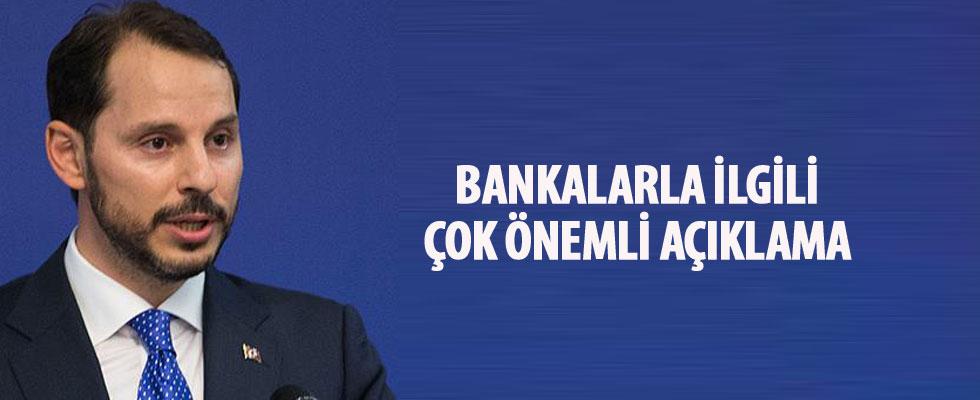 lbayrak: İhtiyaç halinde bankalara gereken desteğe hazırız