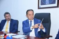 OTOBÜS FİRMASI - Başkan Ergül'den Önemli Açıklamalar