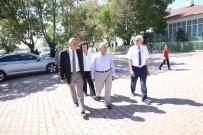 VODAFONE ARENA - Başkan Memduh Büyükkılıç Öğrencilerle Öğle Yemeğinde Buluştu