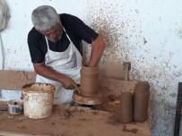 KİMYASAL MADDE - Bir Asır Önce Yunan Bir Ustadan Öğrenilen Sanat Unutulmaya Yüz Tuttu