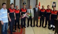 BİTLİS - Bitlis'te 'İtfaiye Haftası' Etkinlikleri