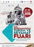 BİTLİS - Bitlis, Van Uluslararası Turizm Ve Seyahat Fuarına Katılacak