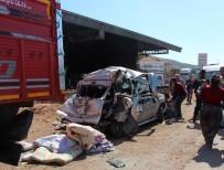 Burdur'da Trafik Kazası Açıklaması 1 Çocuk Öldü, 6 Yaralı